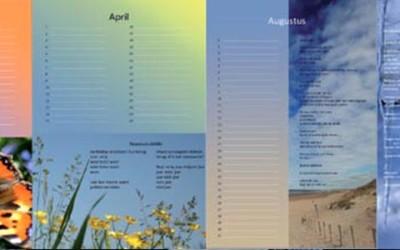 Kalenderactie voor goede doel