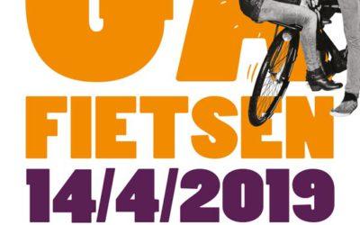 Enjoy the Ride fietstocht tegen kanker
